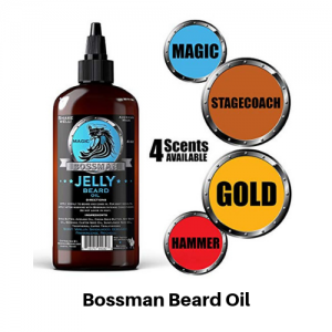 Bossman Beard Jelly Oil