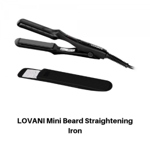 LOVANI Mini Beard Straightening Iron