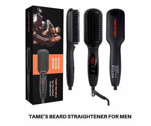 TAME'S BEARD STRAIGHTENER FOR MEN