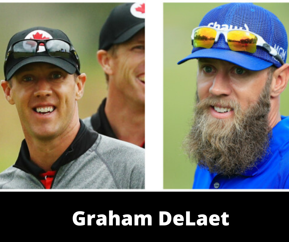 Graham DeLaet Beardless