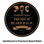 The Gentlemen's Premium Beard Balm