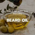 BEST BEARD OIL RECIPE 🧔🏻